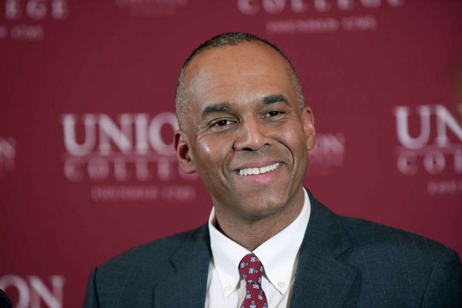 Union College's new president is first African-American to ...