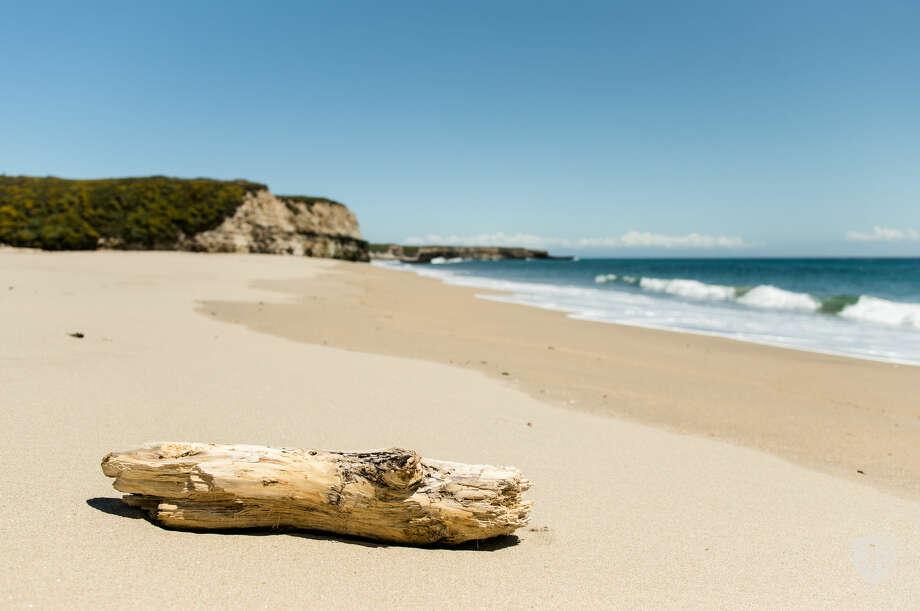 Former North Coast nudist beach campground, Santa Cruz