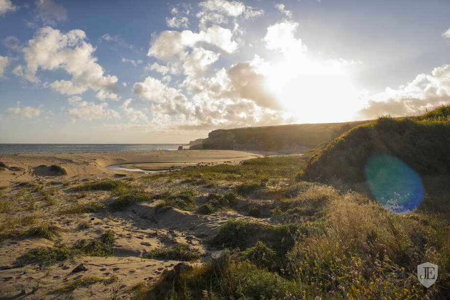 The 175 acre Coastal Ranch is for sale in Santa Cruz for $35M. Photo: Golden Gate Sotheby's International Realty