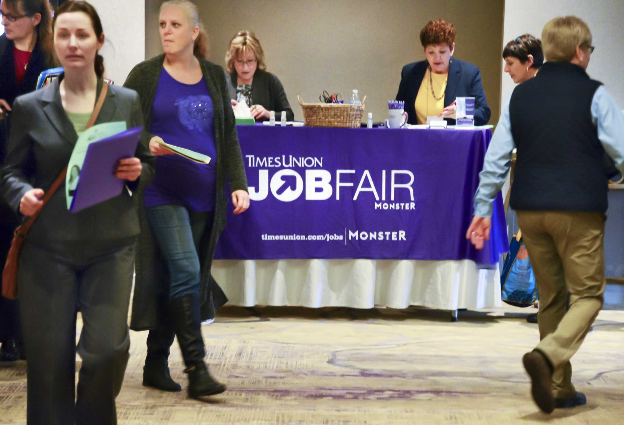 Dozens of recruiters at upcoming Times Union Job Fair - Times Union