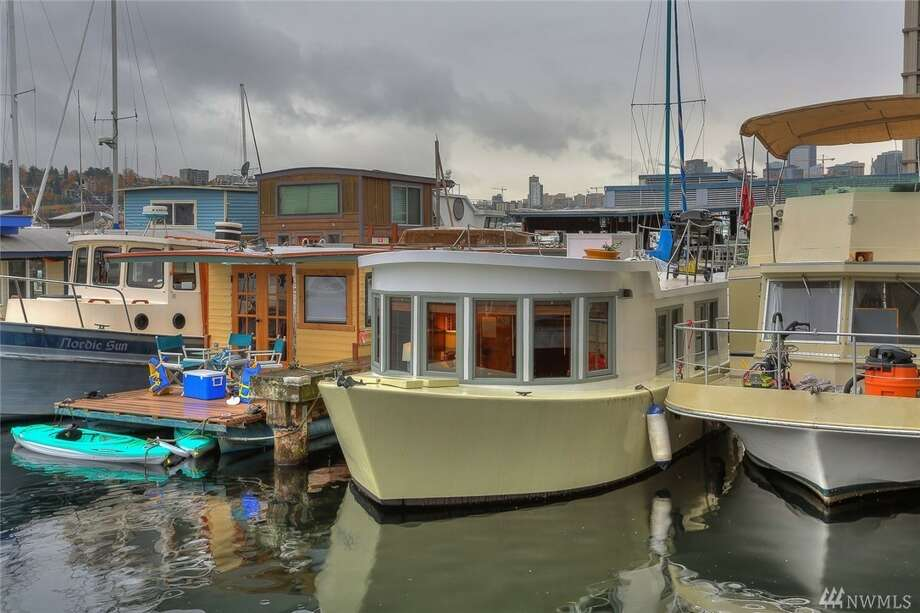 The affordable condo alternative is here, and it is a little houseboat on Lake Union. This darling cabin on the water is cozy and close to transit, bike trail, restaurants, and more.1818 Westlake Ave N., Unit D18, listed for $160,000. See the full listing below. Photo: Listing Provided Courtesy Of Mary Durkan, Windermere Real Estate Co.