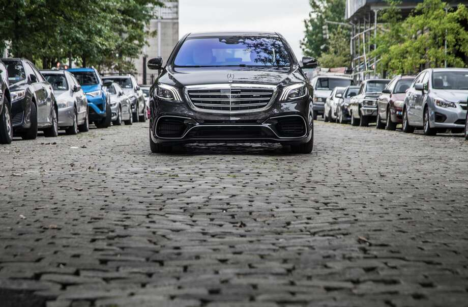 2018 Mercedes-AMG S63 Sedan Photo: Mercedes-Benz
