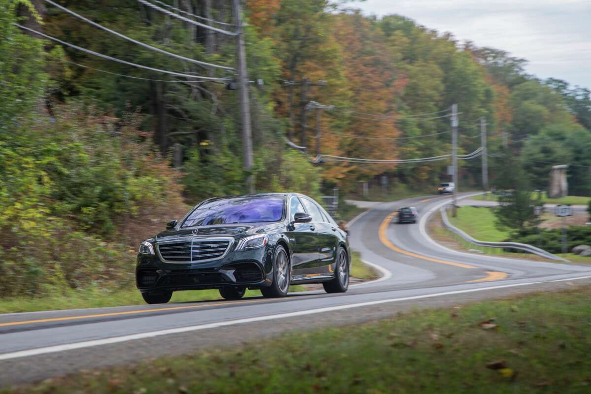 5.Mercedes-Benz S-Class Average five-year depreciation: 67.8%