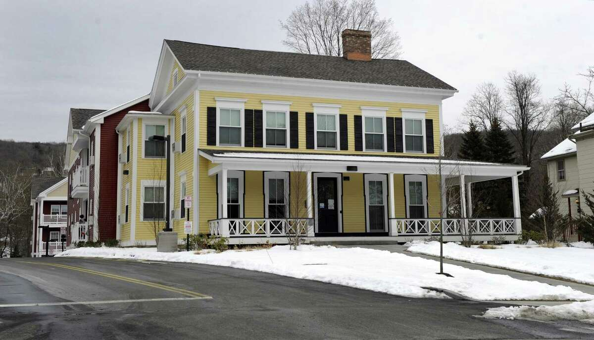 Demand for Barton Commons, an apartment complex at 34 East St., has been great, indicating New Milford may need more affordable housing options.