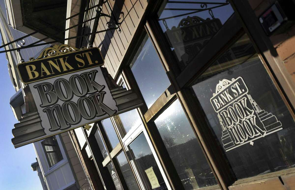 The Bank Street Book Nook, in New Milford, is expected to reopen in March.