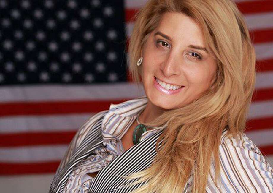 Jacey Wyatt from Branford, Conn., who grew up as John Christian Pascarella before undergoing gender reassignment surgery in 2003, is running for governor as a Democrat. Photo: Greg Geiger / Contributed Photo / Connecticut Post Contributed