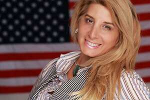 Jacey Wyatt from Branford, Conn., who grew up as John Christian Pascarella before undergoing gender reassignment surgery in 2003, is running for governor as a Democrat.