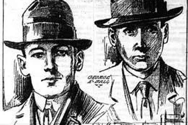 Bandits robbed a train north of Burlington on Feb. 20, 1914. Keep clicking for a look at the railroads of the Great Depression era.