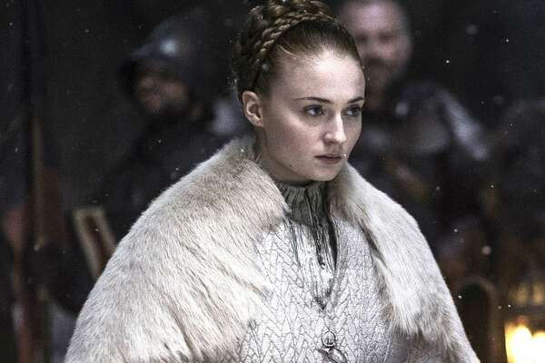 27) 'Game of Thrones': Sansa Stark   