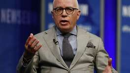 Author Michael Wolff will appear at the Tobin Center on May 5.