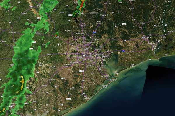 People in southeast Texas are urged to brace for heavy rains and thunderstorms over the next few days, which could start as early Tuesday evening. Visit Chron.com/weather  for more info.