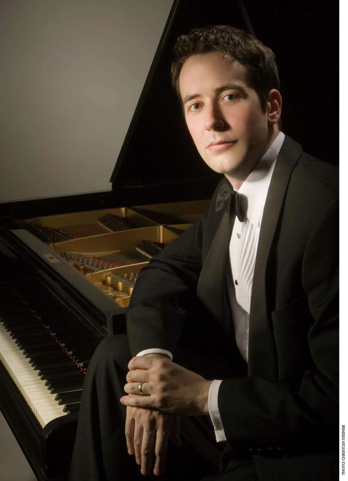 Music historians say Beethoven wrote his Piano Concerto No. 1 - fun fact: it came after Piano Concerto No. 2 - to show off his chops. The 27-year-old composer was seated at the piano when the concerto premiered in 1798. British pianist Philip Edward Fisher (pictured), whose resume ranges from contemporary works to a pair of recordings of Handel's keyboard suites, will perform the piece with the San Antonio Symphony. The program also includes Brahms' Symphony No. 2 and