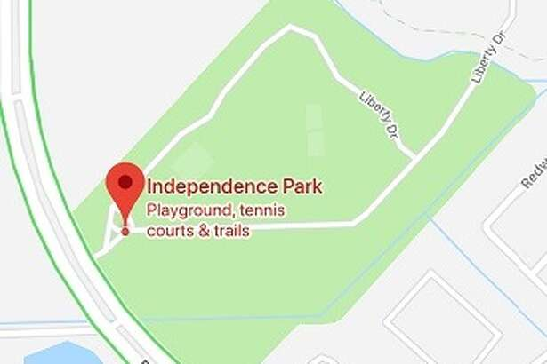 Some Pearland residents have complained after some oaks and other trees were cut down near Indepemdence Park along Mary's Creek.