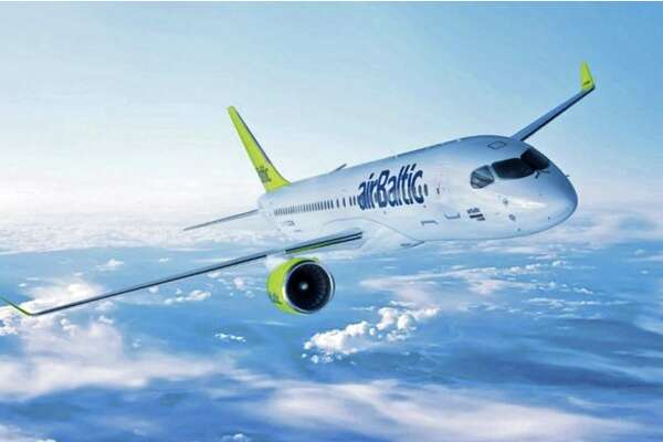 Air Baltic is the most on-time airline in the world