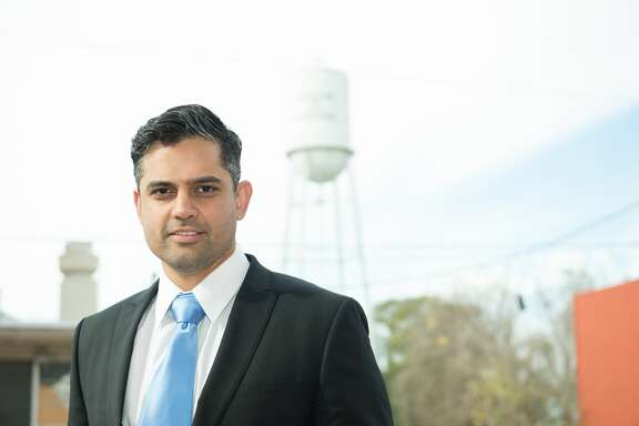 Sri Preston Kulkarni, candidate for U. S. Representative District 22.