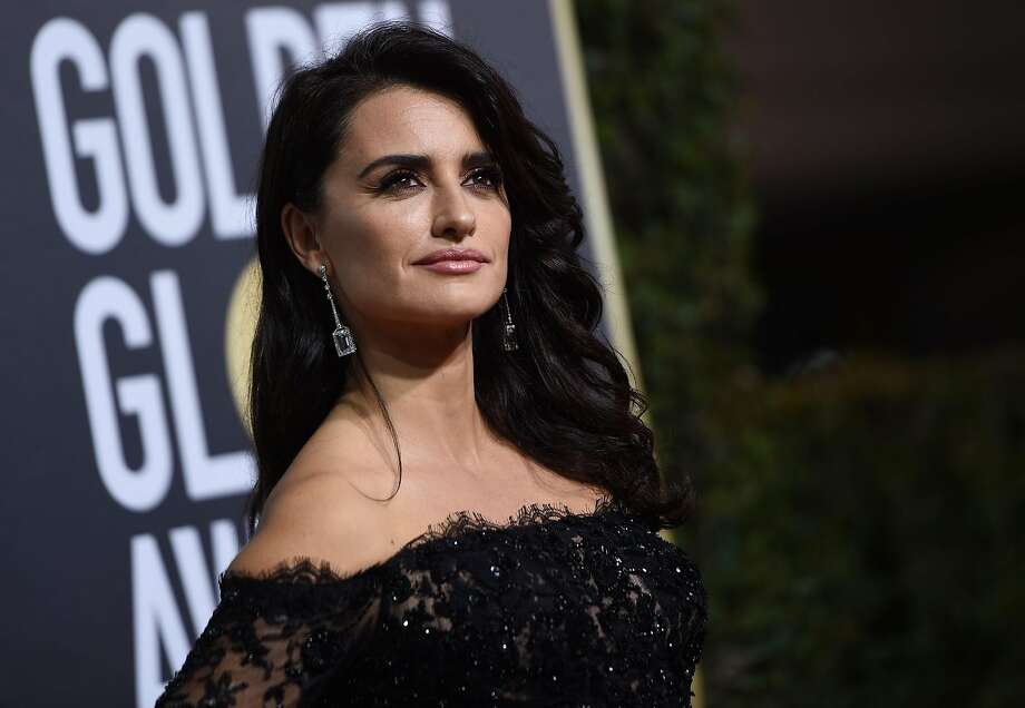 "In this file photo taken on January 7, 2018 Spanish actress Penelope Cruz arrives for the 75th Golden Globe Awards in Beverly Hills, California. The French academy of Arts and Cinema Techniques (lAcadémie des Arts et Techniques du Cinéma) announced on January 29, 2018 that Spanish actress Penelope Cruz is to be presented with the ""Cesar d'honneur"" award on March 2, 2018. Photo: VALERIE MACON, AFP/Getty Images"