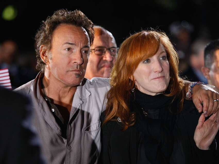 Springsteen's mom Patti Scialfa had always had an interest in horseback riding. She began taking lessons, and so did 5-year-old Springsteen.