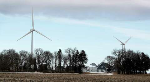 New rebellion against wind energy stalls projects - Houston
