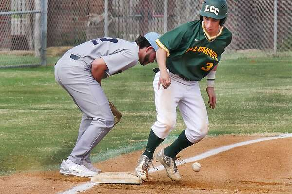 Ricky Villarreal finished with three hits and three runs in LCC's two Tuesday losses to Coastal Bend.