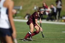 St. Luke's senior Hannah Haden was one of the Storm field hockey players honored by the National Field Hockey Coaches Association.
