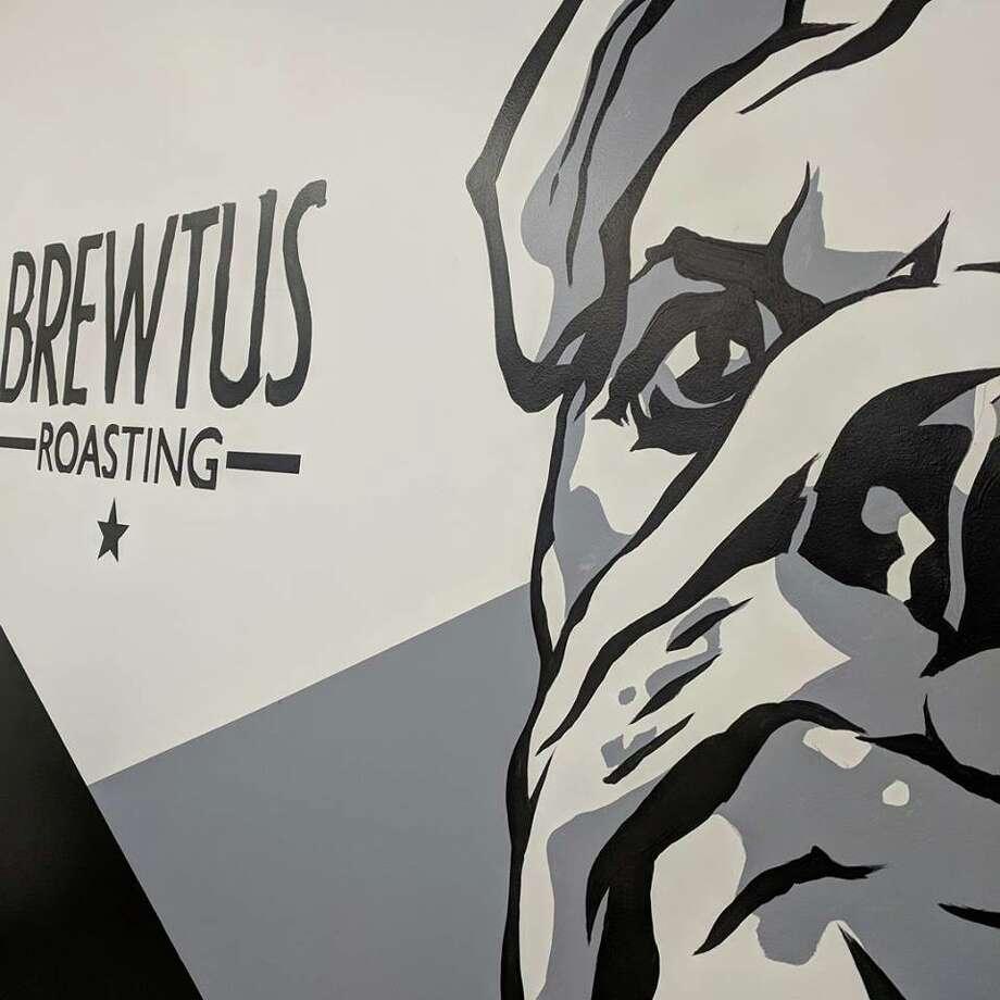 Brewtus Roasting built a roastery and tasting room on Hallwood Road in Delmar. Photo: Brewtus Roasting