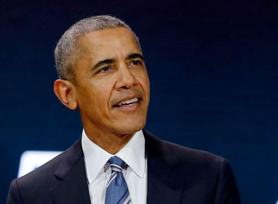 Barack Obama Photo: Chesnot   Getty Images
