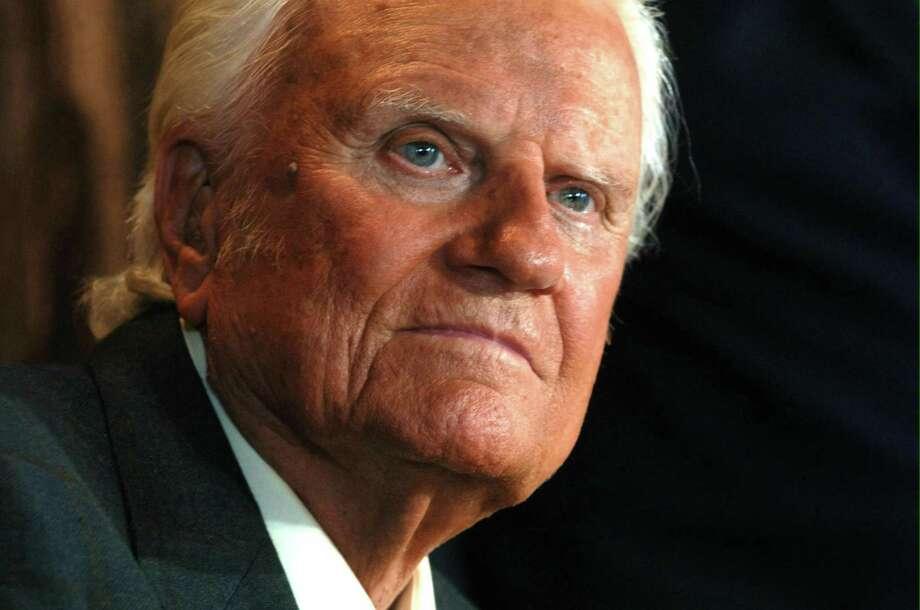 Billy Graham 99 Evangelist Chaplain To World Leaders