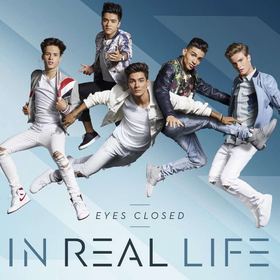 The up and coming boy band, In Real Life, will perform at the Midland Mall on Feb. 24.