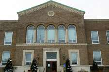 The auditorium at Darien Town Hall will be the setting for a meeting of the RTM on Feb.23 at 8 p.m.
