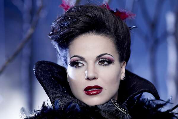 "ONCE UPON A TIME - ABC's ""Once Upon a Time"" stars Lana Parrilla as Evil Queen/Regina. (ABC/KHAREN HILL)"