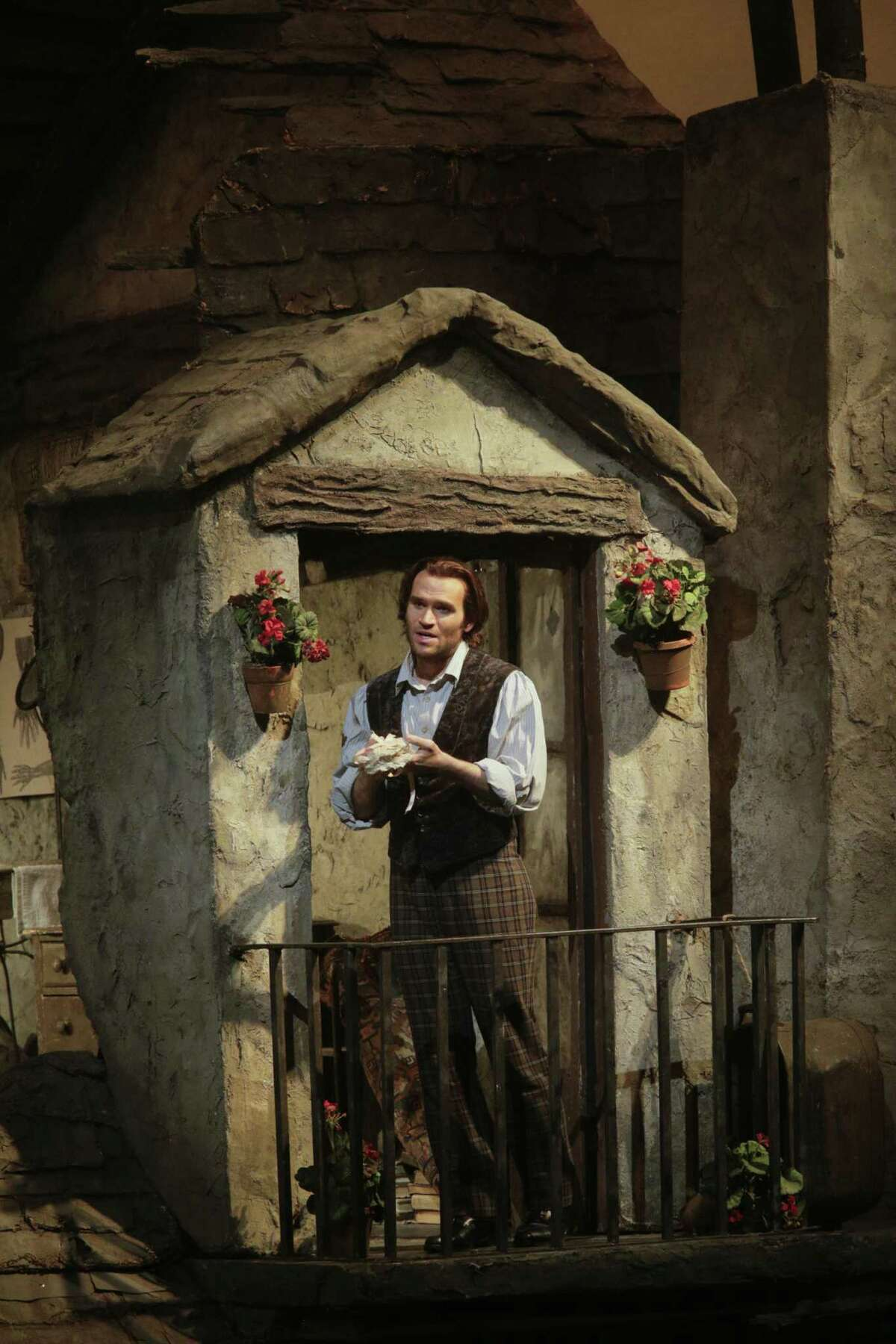 The Warner Theatre's Met in HD series continues Saturday with Puccini's