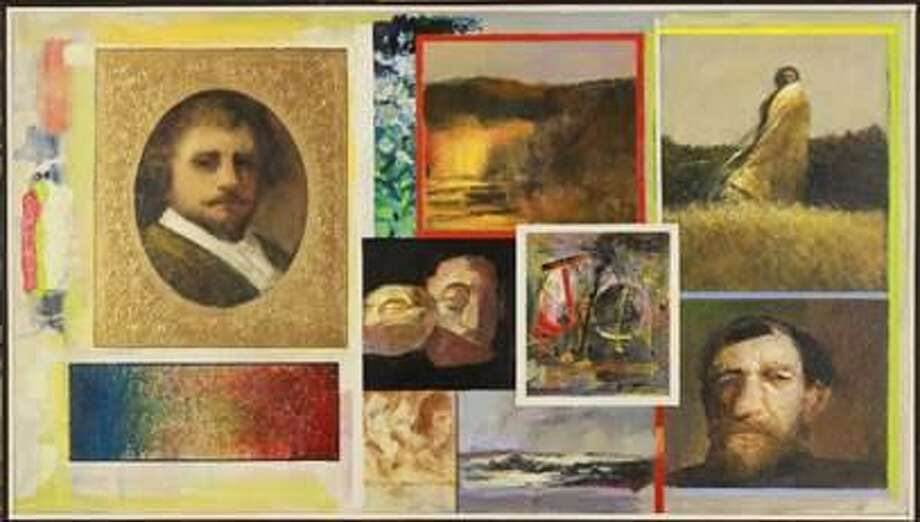 A collection of William Thomson's paintings will be on view in the Learning Resource Center at Northwestern Connecticut Community College in Winsted from March 1 to April 2, with a public reception on March 24. Photo: Contributed Photo