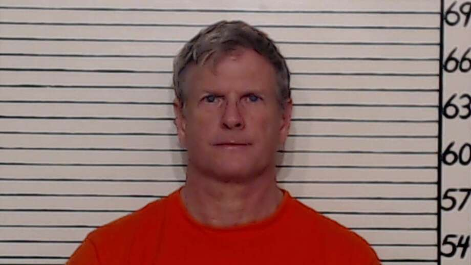 Michael Sean McFalls, 58, was arrested on the charges Feb. 10 and booked into the Comal County Jail on a $5,000 bond the following day. He bailed out shortly thereafter. Photo: Comal County Jail