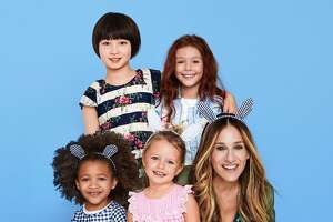 Sarah Jessica Parker is designing a limited-edition children's collection for The Gap.