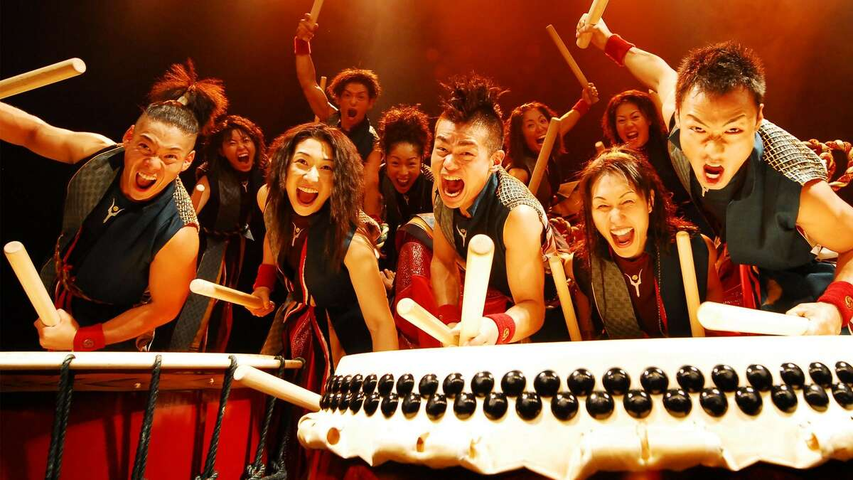 Yamato, the Drummers of Japan give culture and tradition a great backbeat.