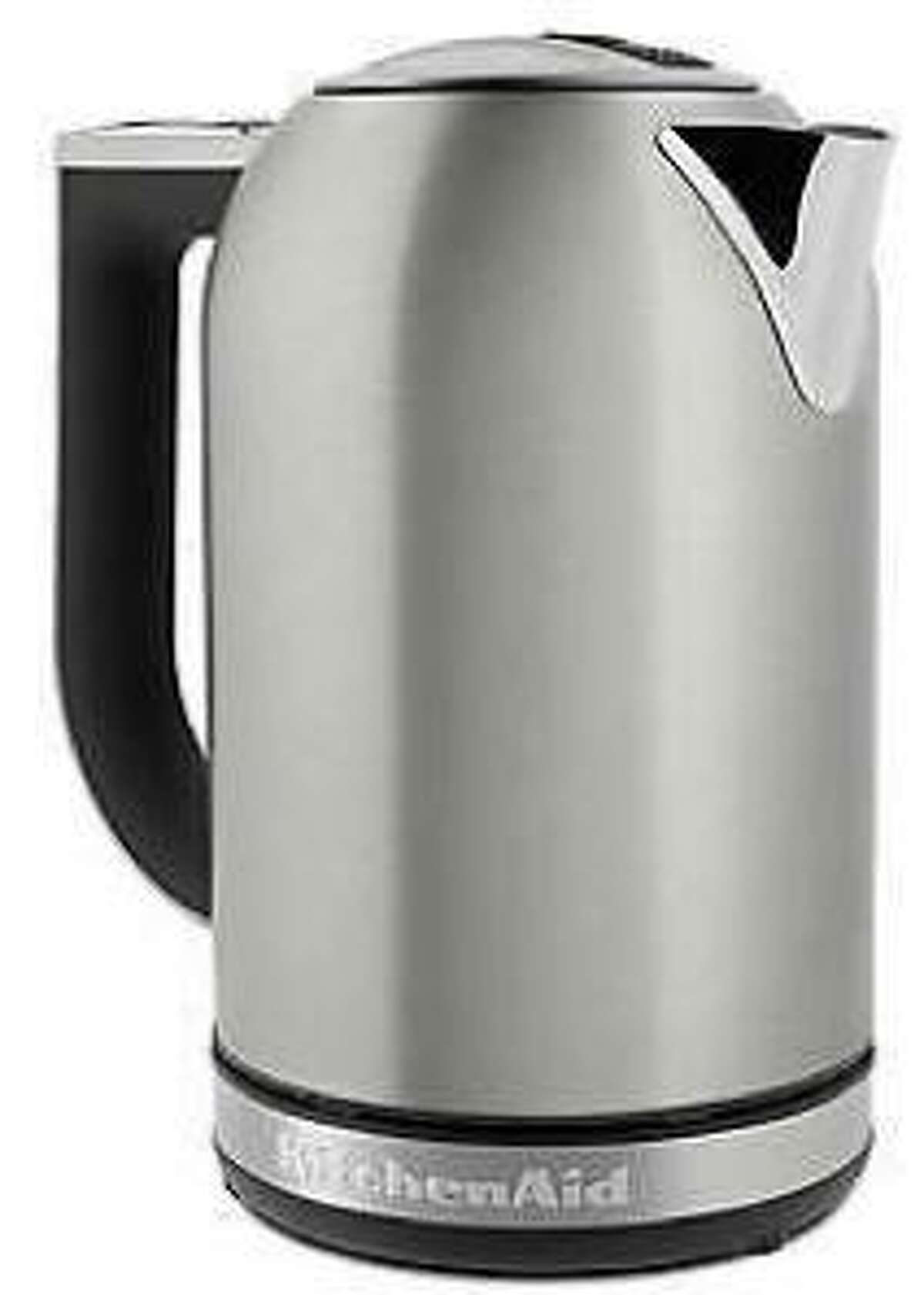 Whirlpool has recalled about 40,200 KitchenAid electric kettles because the handle can come loose and separate from the kettle, causing hot contents to spill and potentially burn the user.