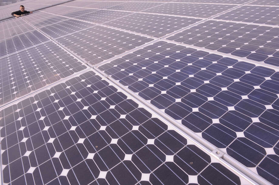 Beijing has already spent an estimated $47 billion supporting domestic solar panel manufacturing. Photo: Jie Zhao / Corbis / Getty Images