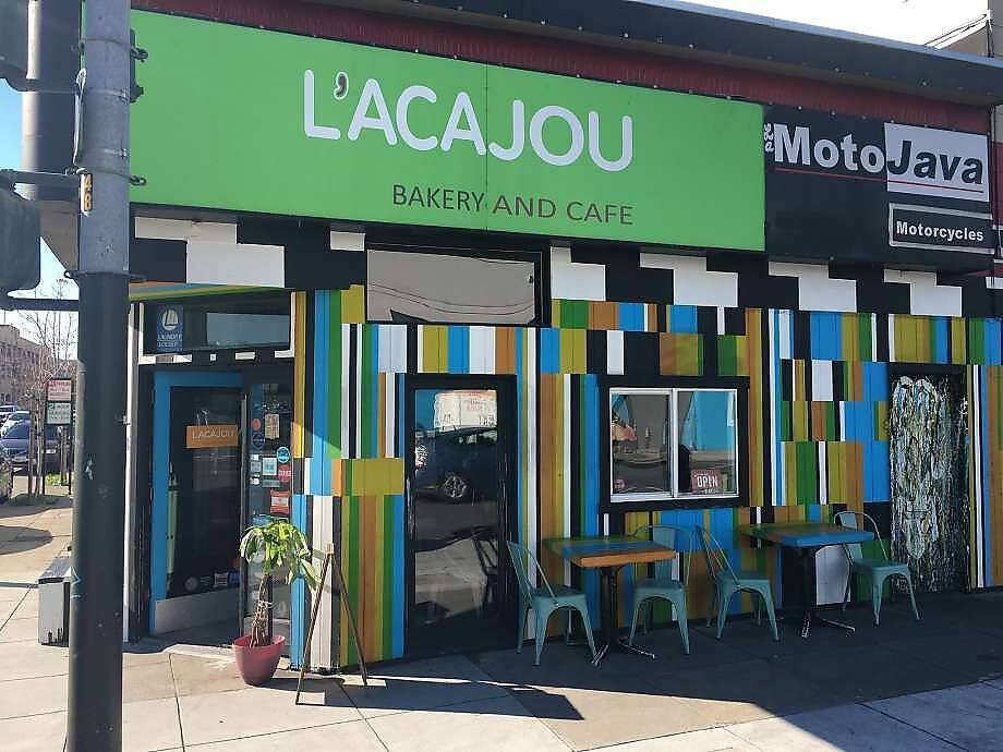 L'Acajou's SoMa bakery and cafe. Photo: Sarah Fritsche, Photo Courtesy Of L'Acajou