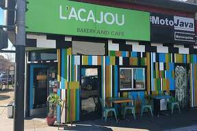 L'Acajou's SoMa bakery and cafe.