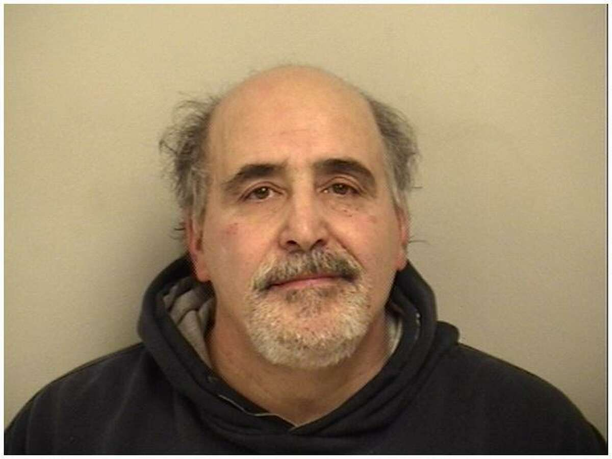 Milford resident Domenic Rotella was charged with issuing a bad check on Feb. 17 in Westport.