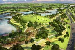 Josey Lake Park, a project by the Howard Hughes Corporation-Bridgeland, functions as stormwater detention infrastructure and creates a regional greenspace for the Bridgeland community linking residential villages and providing pedestrian access to the future town center. The Houston-Galveston Area Council recognized the project as a winner in the Planning Process category of the 2017 Parks and Natural Areas Award competition.