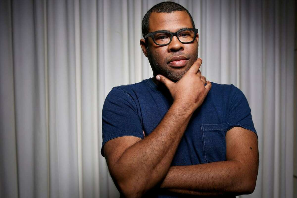 """Writer-director-producer Jordan Peele has been nominated in three Oscar categories for his horror-satire """"Get Out"""" - best original screenplay, best director and best picture."""