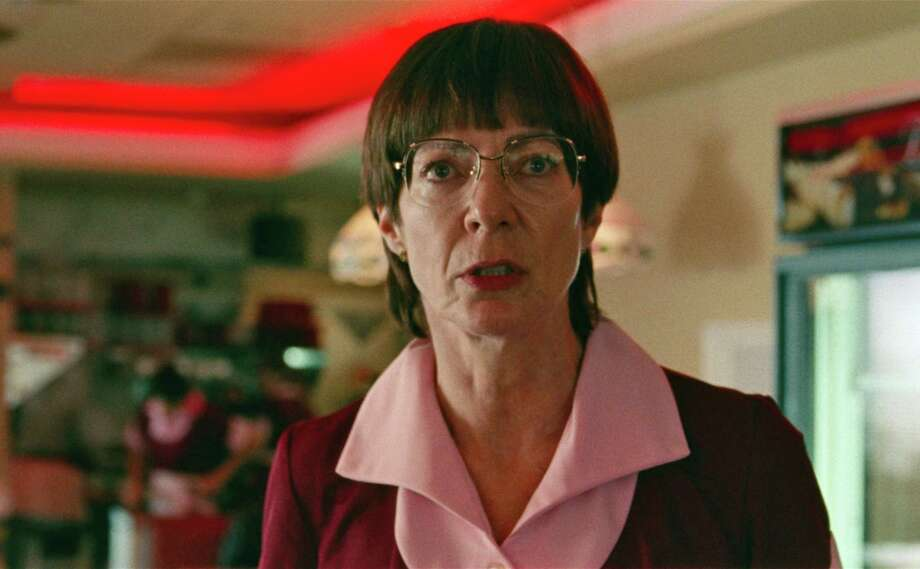 "Allison Janney is nominated for the best supporting actress Oscar for her performance as Tonya Harding's mother LaVona Golden in ""I, Tonya."" Photo: Contributed Photo / Neon"
