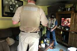 Hamilton County sheriff deputies arrested 23 after serving several search warrants during Operation Ice Storm.