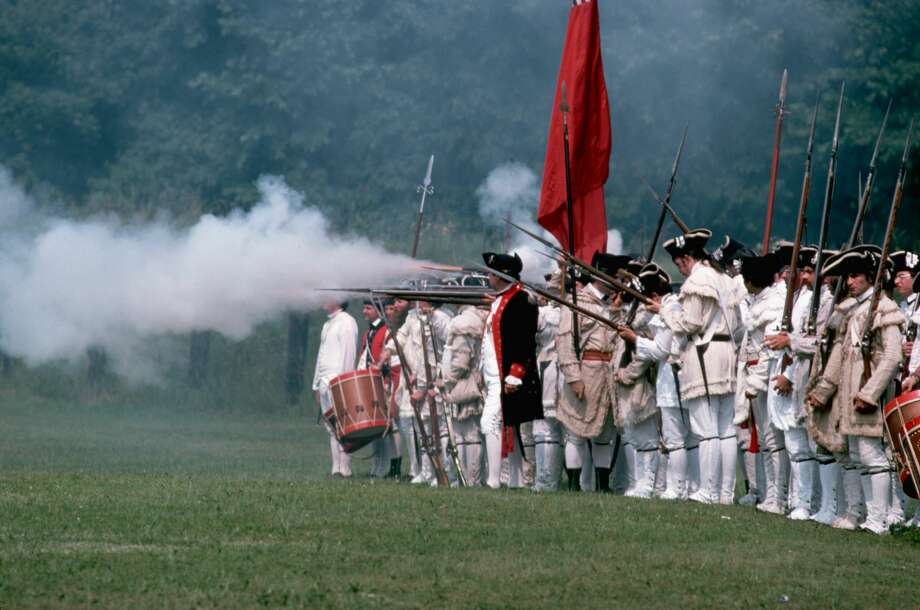Local gun law foils NorCal Revolutionary War reenactment
