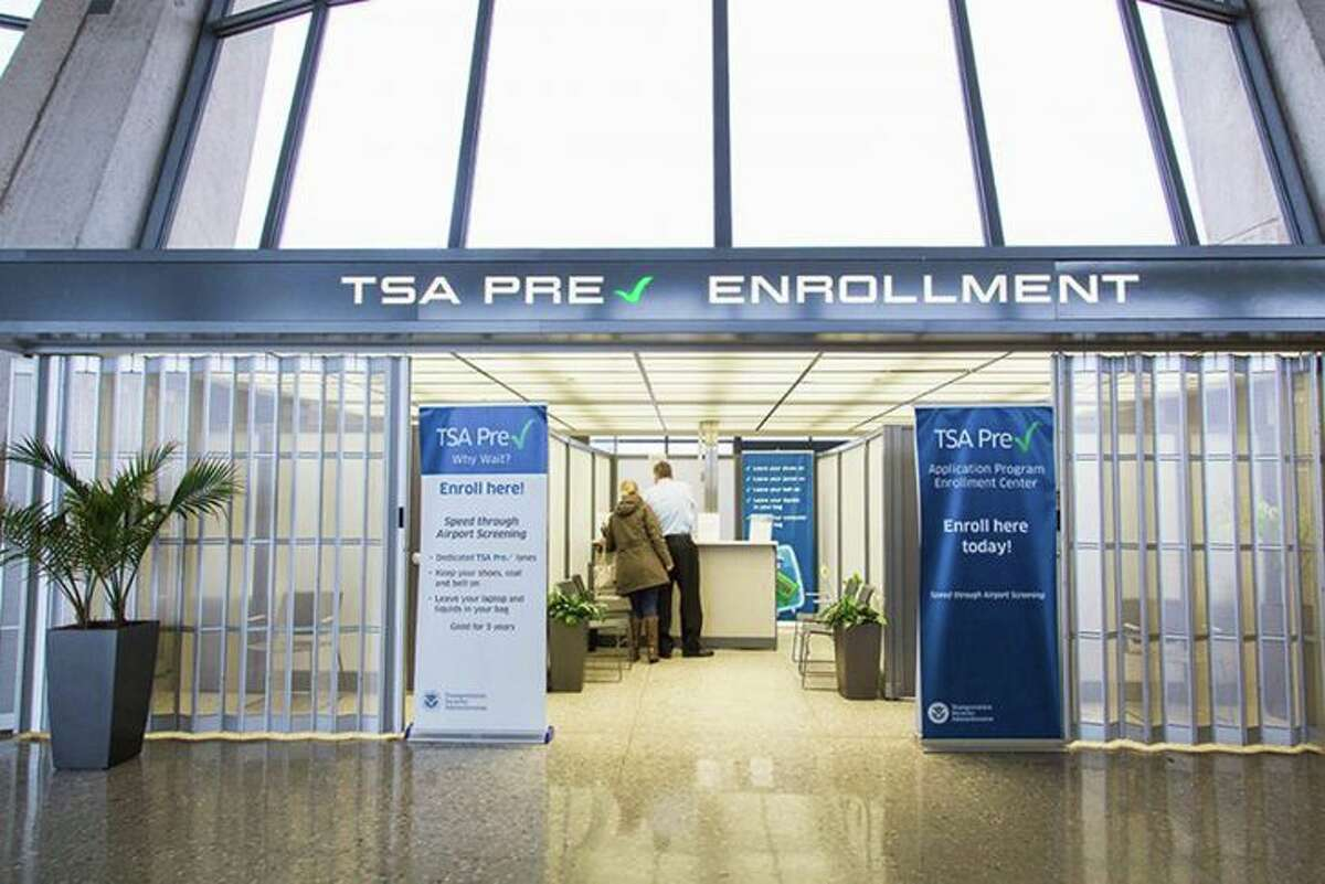 TSA is taking appointments for PreCheck enrollment at Oakland Airport starting next week.. (Image: TSA)