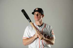 WEST PALM BEACH, FL - FEBRUARY 21:  Drew Ferguson #78 of the Houston Astros poses for a portrait at The Ballpark of the Palm Beaches on February 21, 2018 in West Palm Beach, Florida.  (Photo by Streeter Lecka/Getty Images)