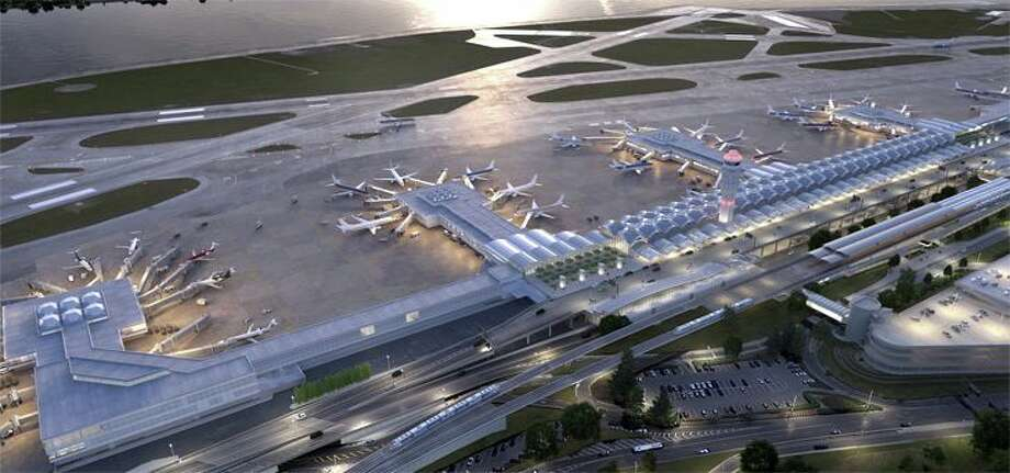 A big expansion project at Washington Reagan National starts work next week. (Image: Metropolitan Washington Airports)
