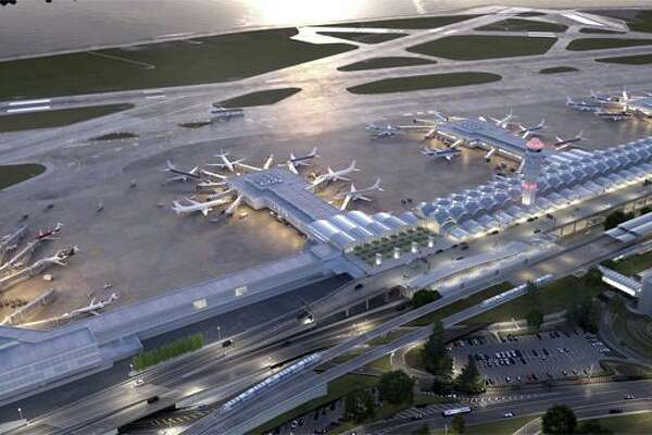 A big expansion project at Washington Reagan National starts work next week. (Image: Metropolitan Washington Airports)