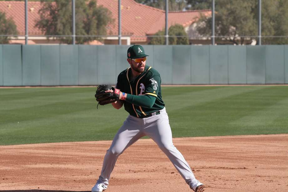 A's minor-leaguer Renato Nunez mostly has played third base, but he'll have few opportunities there with Oakland. Photo: Courtesy Juan Dorado/Oakland Athletics